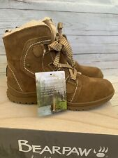 Bearpaw Women's Justine Boot Hickory (Size 7) $90
