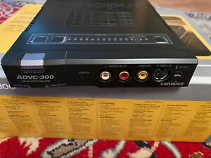 Grass Valley Canopus ADVC - 300 analogico a digitale Video Converter-Advanced