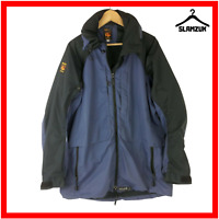 Paramo Mens Alta II Vintage Jacket Navy Blue L Large Nikwax Analogy Waterproof