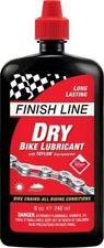 Finish Line Teflon Plus Dry chain lube 8 oz QPFLN88
