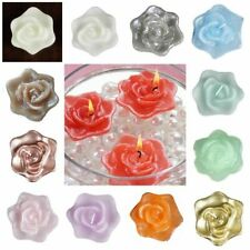 12 Wedding Roses Flowers Floating Candles Party Event Centerpieces Supplies Sale