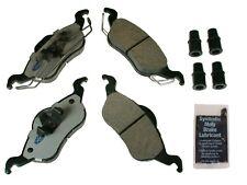 Disc Brake Pad Set-Metallic Disc Brake Pad Front fits 00-04 Ford Focus
