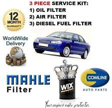 FOR FORD MONDEO 1.8 TD 1993 - 11/2000 SERVICE KIT OIL AIR FUEL FILTER KIT