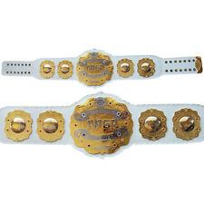 Brand New IWGP Intercontinental Championship Belt Adult Size White