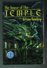 The House of the Temple by Brian Lumley (2004, Hardcover, Signed Collector's)
