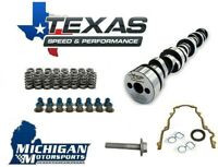 Camshaft Texas Speed TSP LS3 Stage 2 Camshaft LS3 229//244 .629//.615 Single Bolt Cam 6.2 LS3 LSA L92