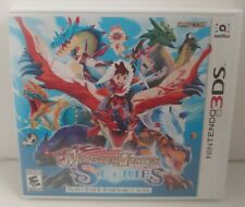 Monster Hunter Stories Nintendo 3DS 2017 SEALED FREE SHIPPING