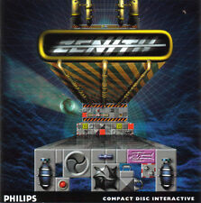 PHILIPS CDI ZENITH GAME PINBALL SPIEL JEU CD-I GAME MAGNAVOX