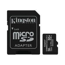 32 GB SDHC Micro SD Karte Kingston Class Klasse 10 mikro Adapter microSD Card