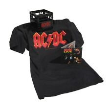 AC/DC - Live (Limited Edition Collector's Crate) & 2 volle Bierdosen