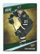 Loui Eriksson Dallas Stars 2011-12 Panini Prime Hockey Card 01/25
