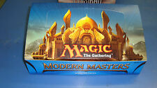 Magic the Gathering Mtg Empty Modern Masters Booster box!