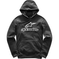 ALPINESTARS | MENS ALWAYS PULLOVER HOOD (BLACK)