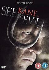 SEE NO EVIL starring  Kane, Christina Vidal - NEW   {DVD}