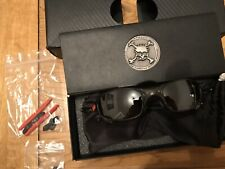 OAKLEY X METAL Juliet Ducati Limited Edition Carbon / Black Iridium BRAND NEW
