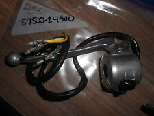 NOS Suzuki OEM LH Control Handle Switch K50 U70 U50 57500-24900