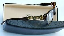 JUDITH LEIBER 1631 READERS READING GLASSES +2.50 NEW$440 AUTHENTIC JAPAN