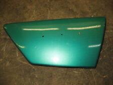 Carrocerías y bastidores Kawasaki color principal verde para motos