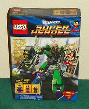 LEGO 6862 - DC Universe Superman vs. Power Armor Lex Luthor - NEW