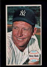 1964 TOPPS GIANTS #25 MICKEY MANTLE NM OV1345