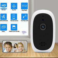 1080P HD Wireless WiFi IP Camera In/Outdoor CCTV PTZ Smart Home Security IR Cam