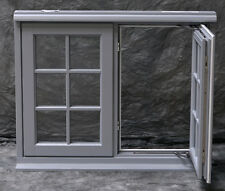 Timber Hardwood Casement Georgian Window - Bespoke, Made to Measure!!!