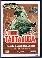 GARINEI E GIOVANNINI IL GIORNO DELLA TARTARUGA R. RASCEL DVD RAI TRADE FABBRI