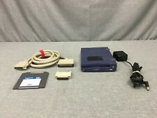 iomega ZIP100 Z100S2 SCSI EXTERNAL ZIP DRIVE and POWER SUPPLY-