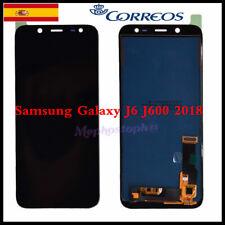PANTALLA LCD + TACTIL DIGITALIZADOR SAMSUNG GALAXY J6 (2018) J600 Negro