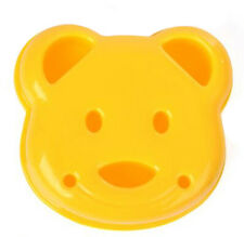 Bear Sandwich Stamp Toast Bread Food Mold Cutter Maker Bento Quality Useful