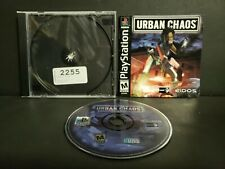 Urban Chaos (Sony PlayStation 1, 2000) PS1 Complete