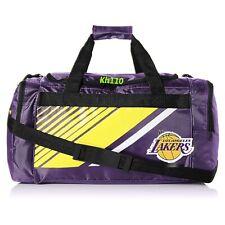 NBA Los Angeles Lakers Gym Travel Luggage Duffel Bag