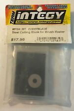TEAM INTEGY Steel Cutting Blade for Brush Master NEW C22337BLADE RC Part