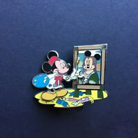 Mona Lisa Minnie Mouse Disney Pin 41252