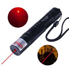 5MW 650NM Red Laser Pointer Pen Visible Beam Light Professional Lazer Pen Gift