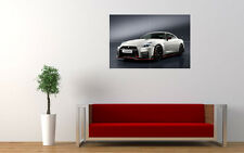 """2017 NISSAN NISMO GTR ART PRINT POSTER PICTURE WALL 33.1"""" x 22.1"""""""