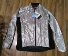 Outdoor Master Reflective Cycling Jacket with Super Reflective Shell Size XL