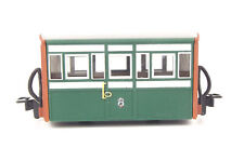 More details for peco gr-556 oo-9 ffestiniog railway bug box 3rd class coach early preservation l