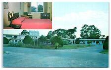 1950s Sand Piper Motel, Port Charlotte, FL Postcard