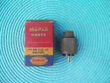 1946 47 48 Chrysler DeSoto Underdrive Tip Toe Shift NOS MoPar INTERRUPTER SWITCH