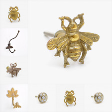 Bumble Bee Shaped Knob, Pull, Handle, for Cupboards, Doors, Cabinets, Drawers, F