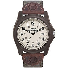 Timex Mens Expedition Camper Watch With Indiglo Light 50m T49101
