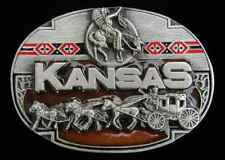 Buckle Nice Buckles Kansas State Belt