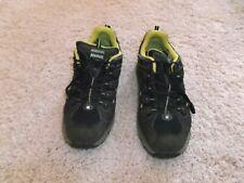 Schuhe von Meindl Größe 37, Fb: lemon/schwarz zum schnüren mit Gummsisohle