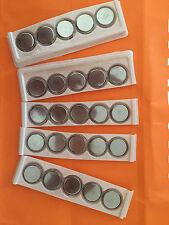 50 New CR2032 2032 LM2032 LR2032 DR2032 Bulk 3V Lithium Battery from USA