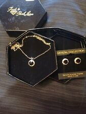 Earrings And Necklace Gift Set  Jewels By Parklane $60 Value!