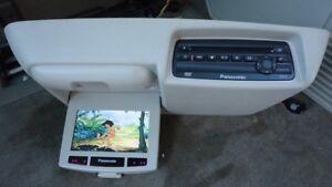 03 04 05 06 Cadillac Escalade DVD Player Overhead LCD Display Screen Monitor OEM