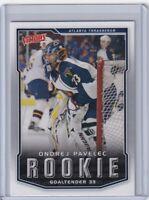 ONDREJ PAVELEC ROOKIE Card RC 2007 2008 UPPER DECK VICTORY NHL #334 THRASHERS