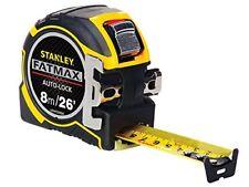 Stanley Tools Fatmax Pro - Metro A Nastro Autobloccante, Professionale, (J6m)