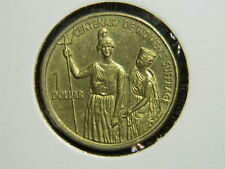 2003 AUSTRALIAN $1 COIN (Centenary of Women's Suffrage) UNCIRCULATED